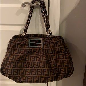 Fendi Large Satchel